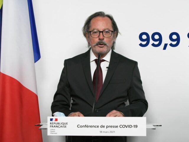 Conférence COVID Christophe Alévêque