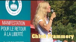 Direct de Genève 2 avec Chloé Frammery!