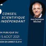 Réunion publique n°17 du CSI (Conseil Scientifique Indépendant)