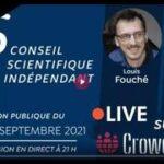 Importante réflexion de René Chiche, au CSI (Conseil Scientifique Indépendant) n°23