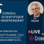 Réunion publique n°24 du CSI (Conseil Scientifique Indépendant)