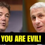 """""""YOU SHOULD BE IN JAIL, YOU CREATED THE VIRUS"""" Rand Paul UNLEASHES on Dr Fauci in Congress"""