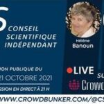 Réunion publique n°28 du CSI (Conseil Scientifique Indépendant)
